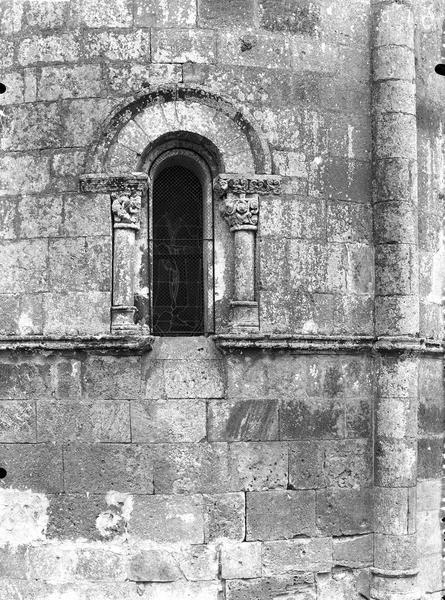 Fenêtre, abside