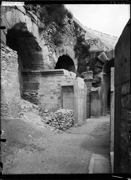 Amphithéatre ou Arènes