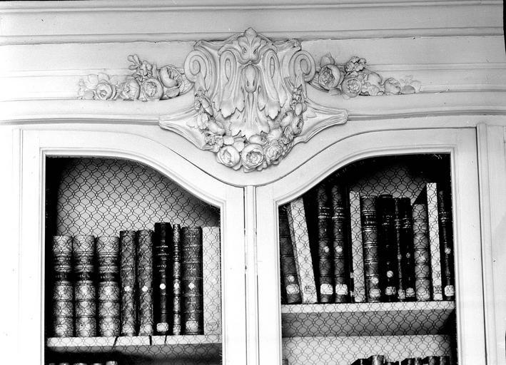 Pavillon de l'Arsenal, actuellement bibliothèque de l'Arsenal