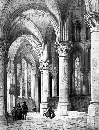 Eglise (collégiale) Notre-Dame