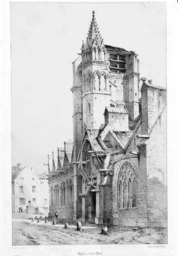 Eglise Saint-Prix Saint-Cot