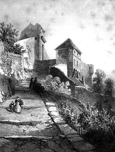 Porte du Marché