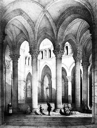 Cathédrale Saint-Mammes
