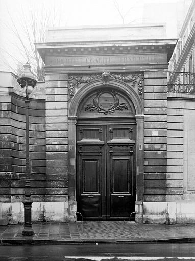 Presbytère de Saint-Sulpice