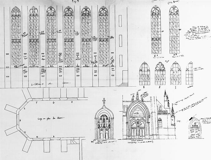 Ancienne collégiale Saint-Thiebault