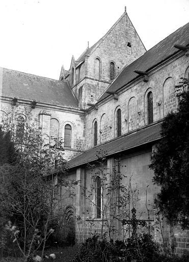 Angle de la nef et du transept