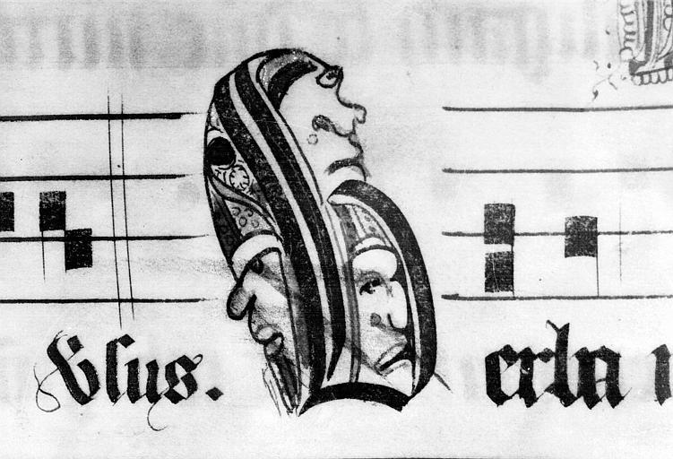 2 livres manuscrits : graduels