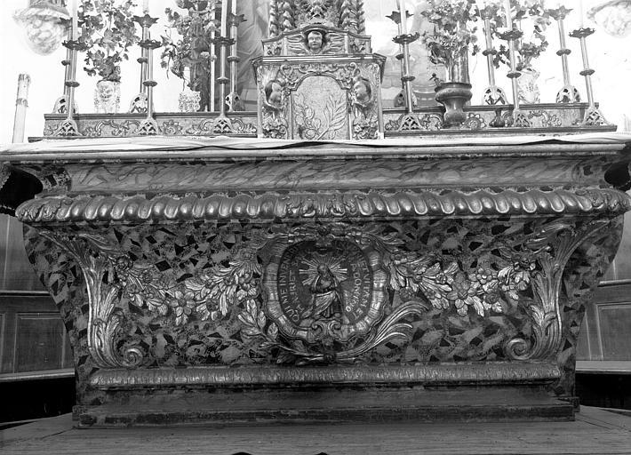 Église paroissiale Sainte-Agathe, Chapelle