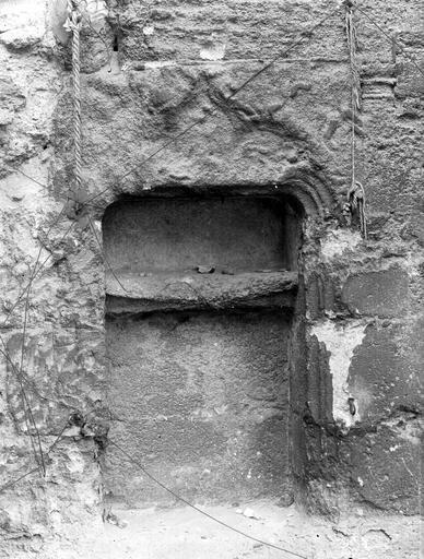 Porte ou fenêtre gothique