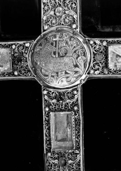 Croix-reliquaire dite du Paraclet