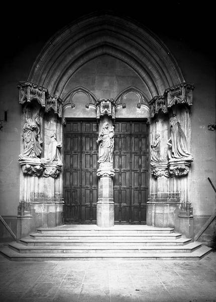 Ancienne chartreuse de Champmol, actuellement centre psychothérapique de Dijon