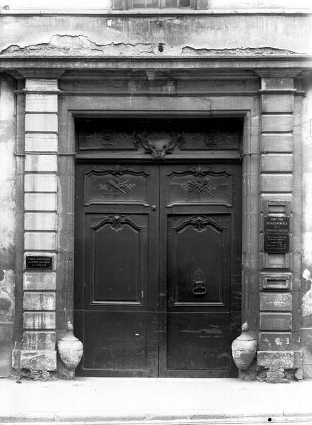 Hôtel Frantin