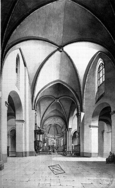 Ancienne cathédrale Saint-Jean-Baptiste