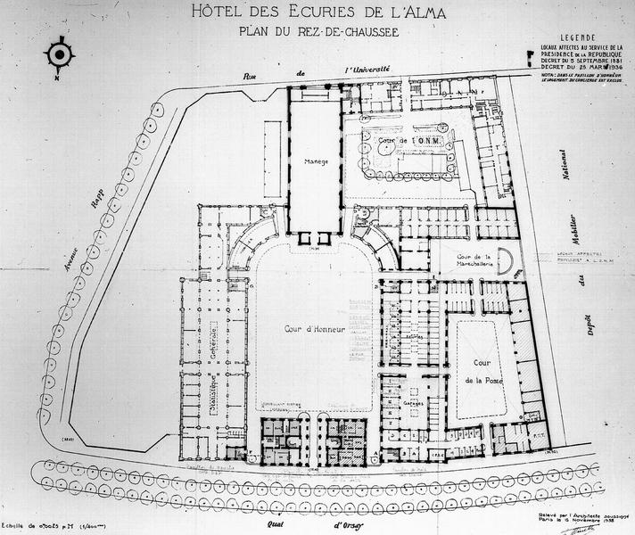 Palais de l'Alma