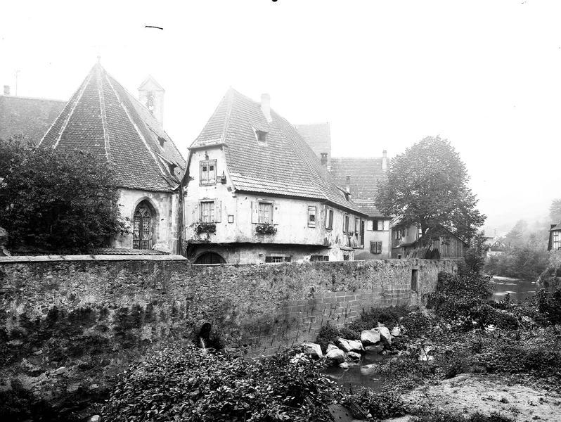 Chapelle de l'Oberhof dite Notre-Dame du Scapulaire