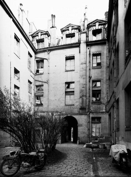 Immeuble dit aussi hôtel de Chabannes ou de Flers