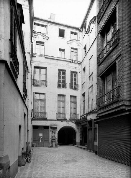 Hôtel de Clermont-Tonnerre (ancien)