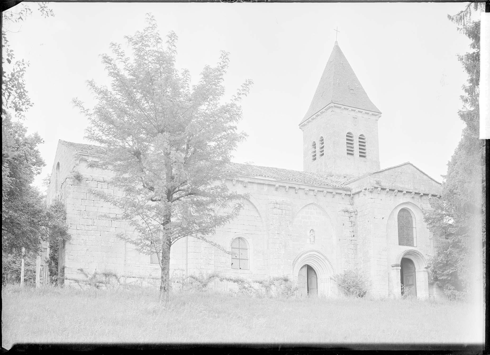 Église, ensemble sud