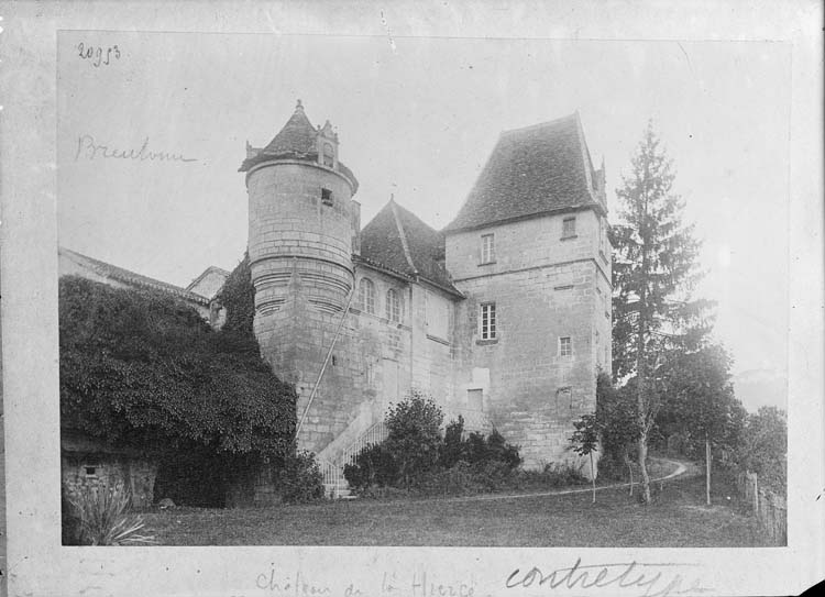 Castel de la Hierce