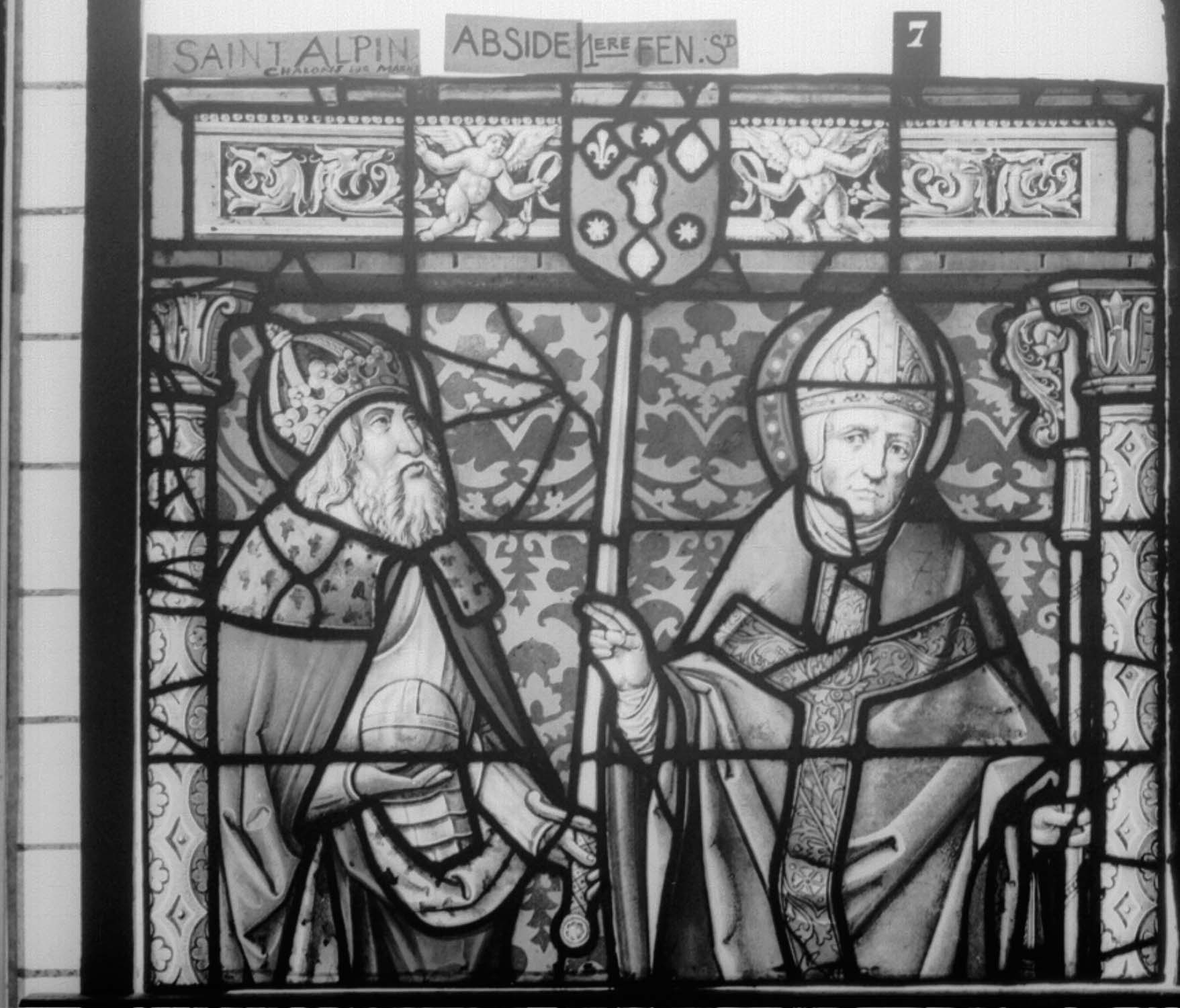 Eglise Saint-Alpin