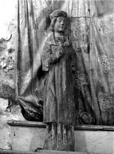statue : Saint Potentien