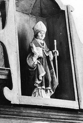 Statue : saint Thomas de Canterbury