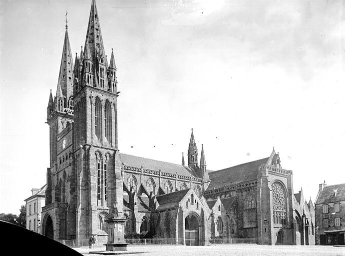 Ancienne cathédrale Saint-Paul-Aurélien