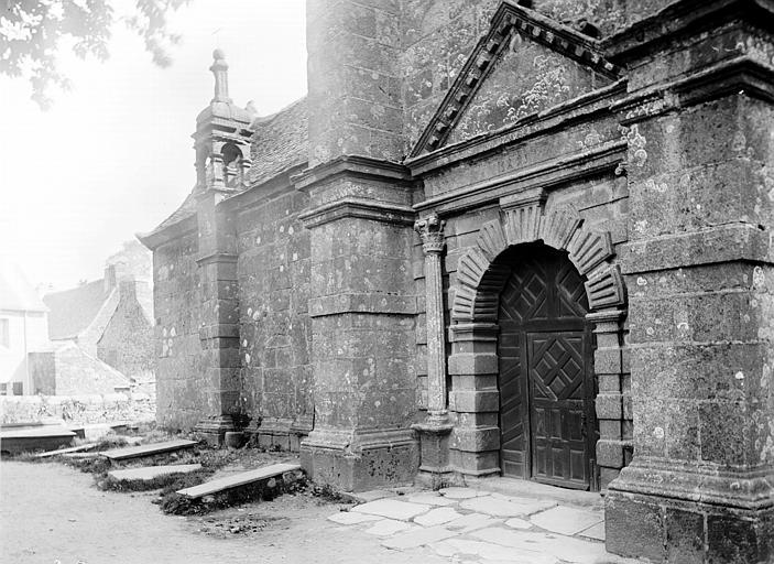 Eglise Saint-Pierre et chapelle funéraire