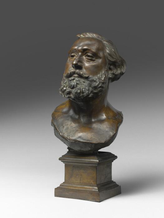 Buste de Gambetta