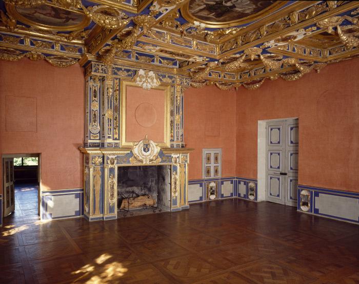 Peintures : Salle des plattes peintures, œuvre en 20 éléments