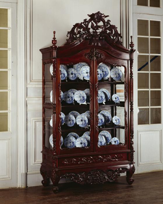41 Delfter Sägeblättern (41 scies circulaires de Delft)