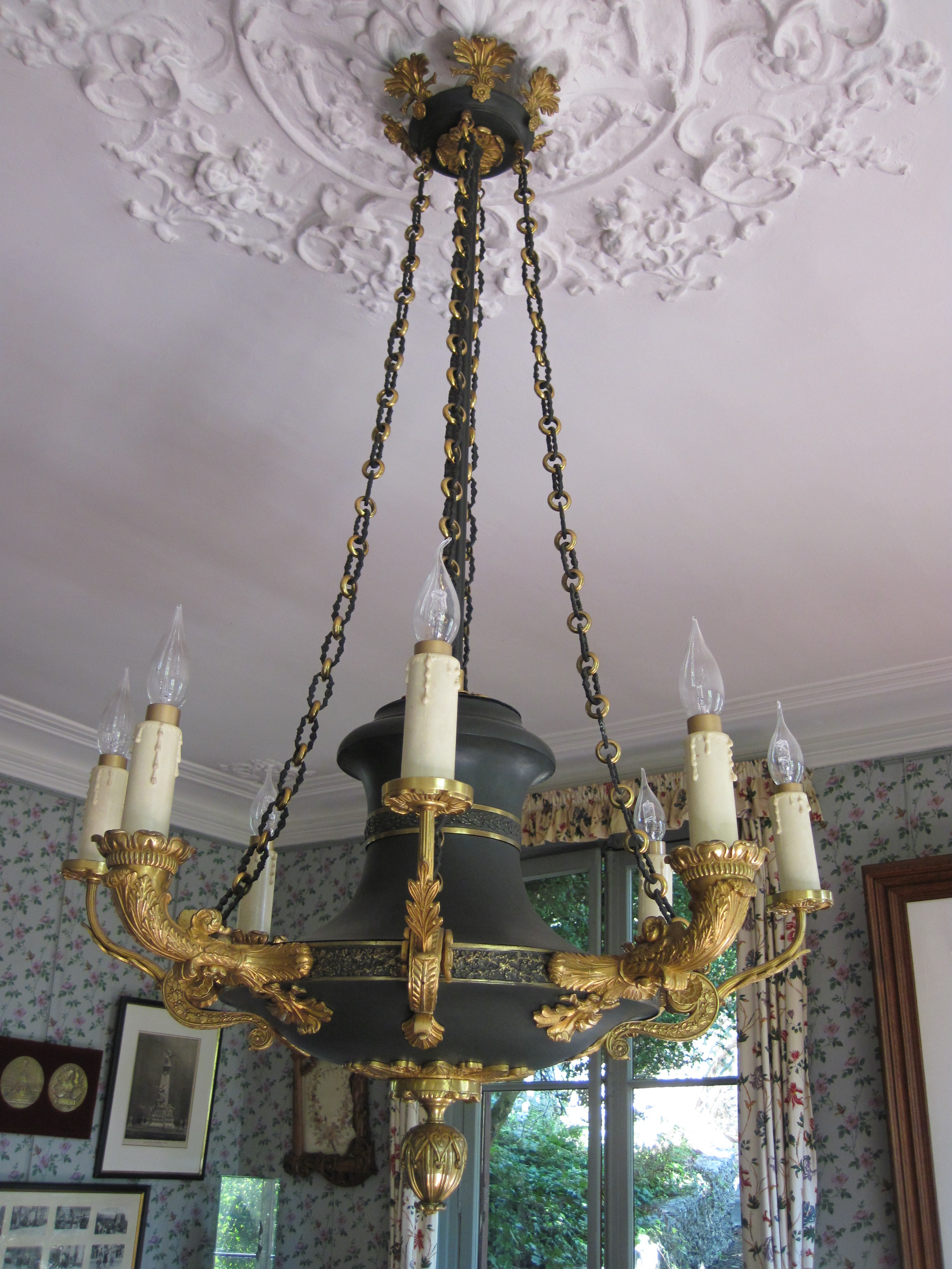 lustre de suspension