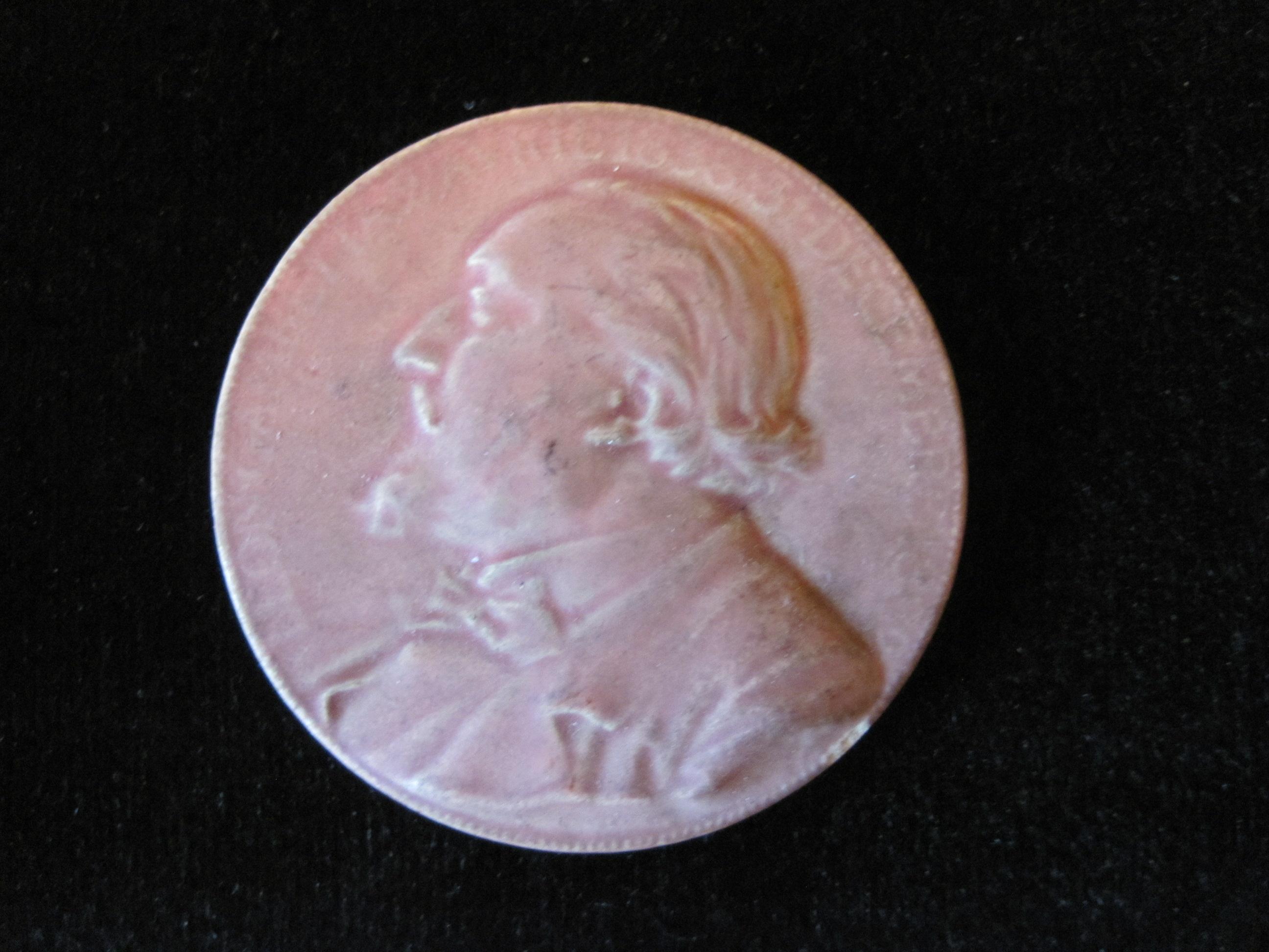 Médaille : Gambetta