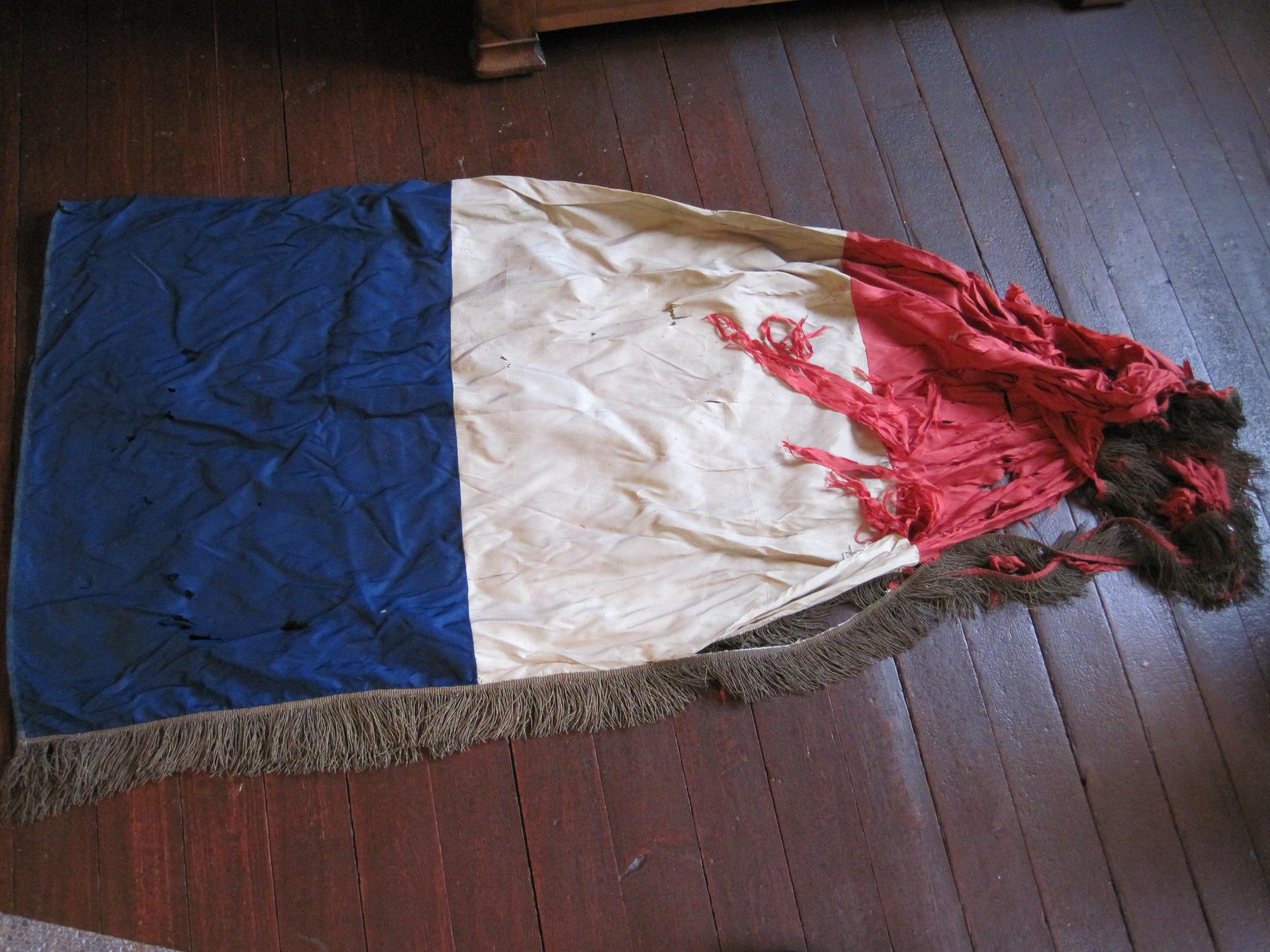 Insigne : écharpe funèbre, d'une paire