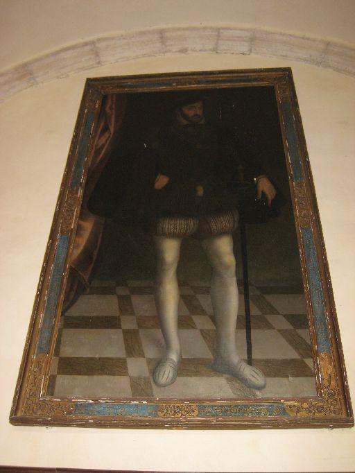 Tableau : Portrait d'Henri II