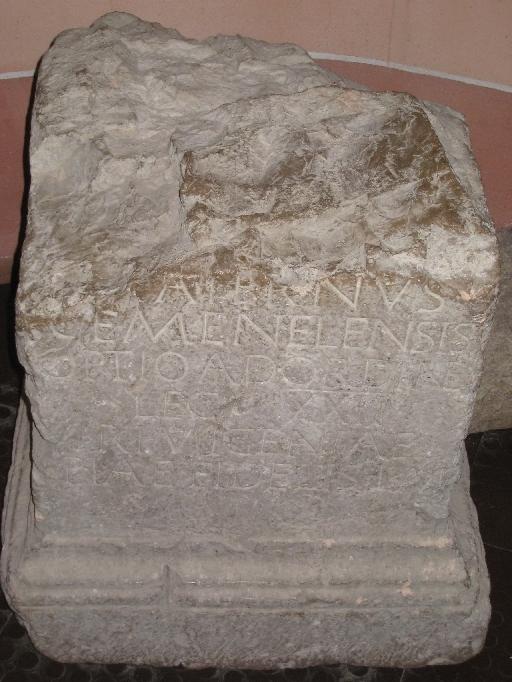 Stèle votive