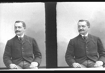 M.de Seilhac, journaliste parlementaire