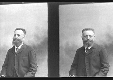 Ernest Gay, journaliste parlementaire, 'La Touraine'