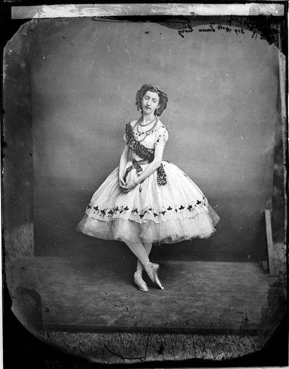 Emma Livry, danseuse