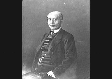Etienne Arago, maire de Paris pendant le siège de 1870-1871