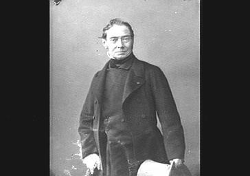 Marquis de Boissy, sénateur