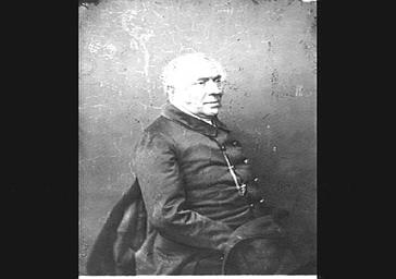 Pierre Antoine Berryer, député des Bouches-du-Rhône