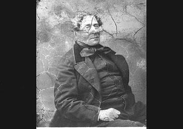 Eugène Stanislas Alexandre Bléry, professeur au Museum d'Histoire Naturelle
