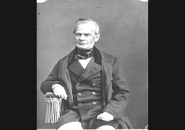 Alfred Auguste Cuvillier Fleury, Publiciste, de l'Académie française, précepteur du duc d'Aumale