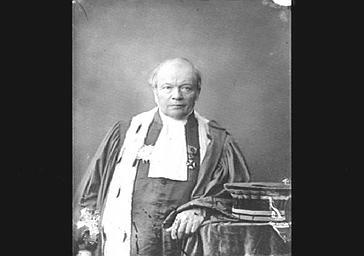 Gustave Adolphe Chaix d'Est Ange, Procureur Général Sous l'Empire
