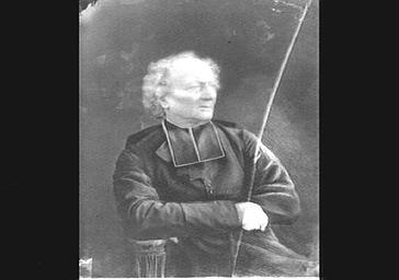 Abbé Duguerry, curé de La Madeleine