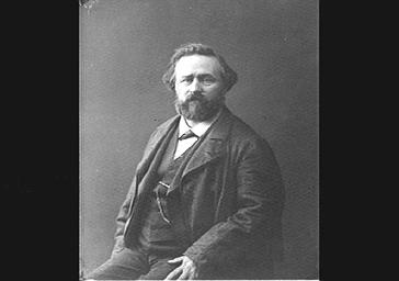 Emile Deschanel, Professeur d'Histoire