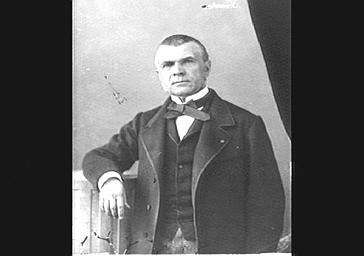 M. Granier de Cassagnac, orateur du Parti Imperialiste ; député