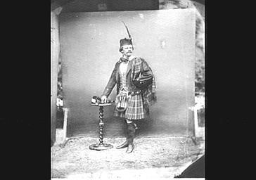Dunglas Home, magicien et médium écossais