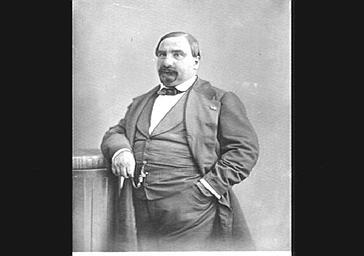 M. Jubinal, député bonapartiste